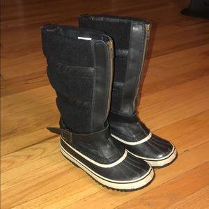 SOREL) waterproof tall boots